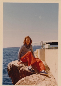 felicity in the south of france 1975 maybe