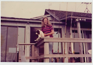 felicity on block island maybe 1977